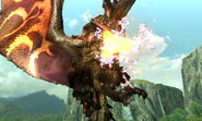 MHGen-Dreadking Rathalos Screenshot 006