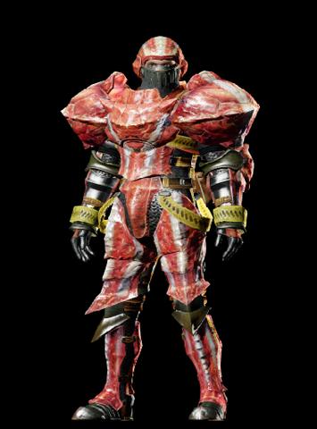 File:MHO-Hermitaur Armor (Blademaster) (Male) Render 001.png
