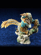 Capcom Figure Builder Creator's Model Zinogre 001
