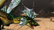 FrontierGen-Green Plesioth Screenshot 006