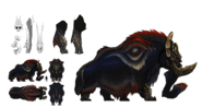 MHGen-Gammoth Concept Art 001