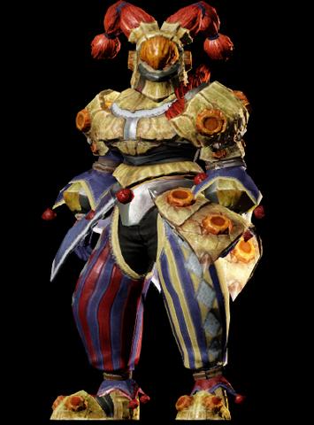 File:MHO-Chramine Armor (Gunner) (Male) Render 001.png