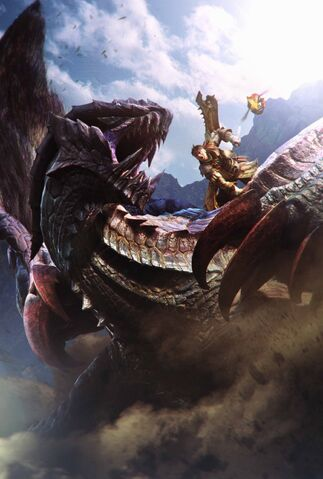 File:Box Art-MH4 N3DS JPN Textless.jpg