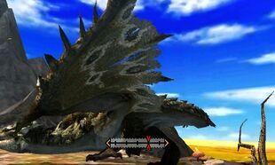 MH4U-Rathian Left Wing Break 002