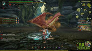 MHO-Pink Rathian Screenshot 011