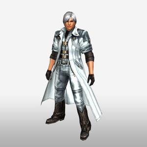 FrontierGen-Dante Armor 002 (Male) (Both) (Front) Render