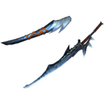 MH3U-Long Sword Render 009
