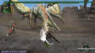 FrontierGen-HC Doragyurosu Screenshot 001