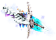 MHXR-Light Bowgun Render 002