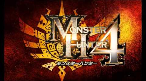 Battle 13 ~Shagaru Magara~ Monster Hunter 4 OST-0