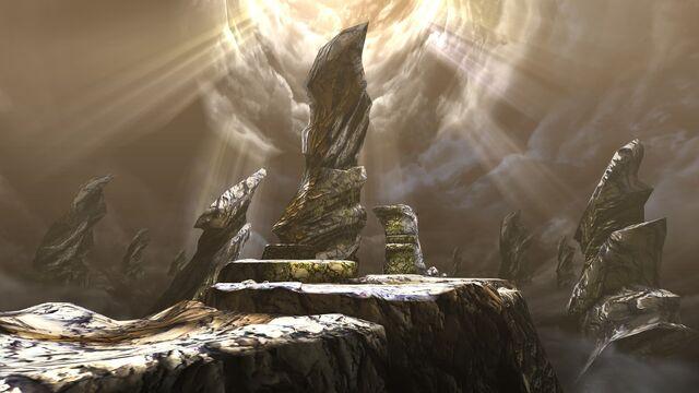 File:MH4U-Thousand Blade Mountain Screenshot 001.jpg