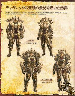 Black Tigrex Scan 7
