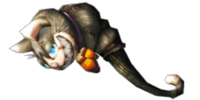 Black Cat Hammer (MH4)