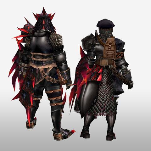 File:FrontierGen-Rirusu Armor (Gunner) (Back) Render.jpg