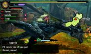 MH4U-Azure Rathalos Screenshot 018