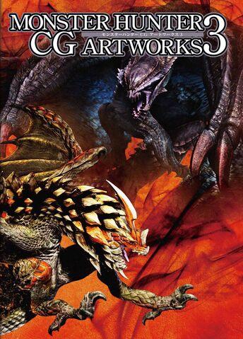 File:Monster Hunter CG Artworks 3-Cover Artwork 001.jpg