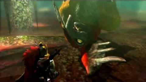 Kogath - Monster Hunter 4 - Kechawacha Intro