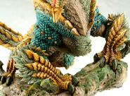 Capcom Figure Builder Creator's Model Zinogre 009
