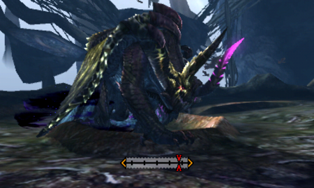 MH4U-Chaotic Gore Magala Screenshot 006