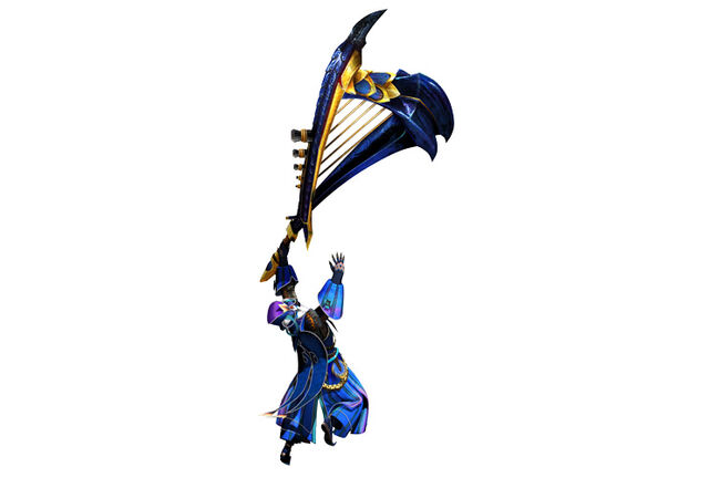 File:MHGen-Hunting Horn Equipment Render 001.jpg
