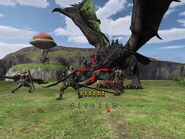 MHFGG Azure Rath vs hunters