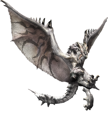 File:MHP3-Silver Rathalos Render 001.png