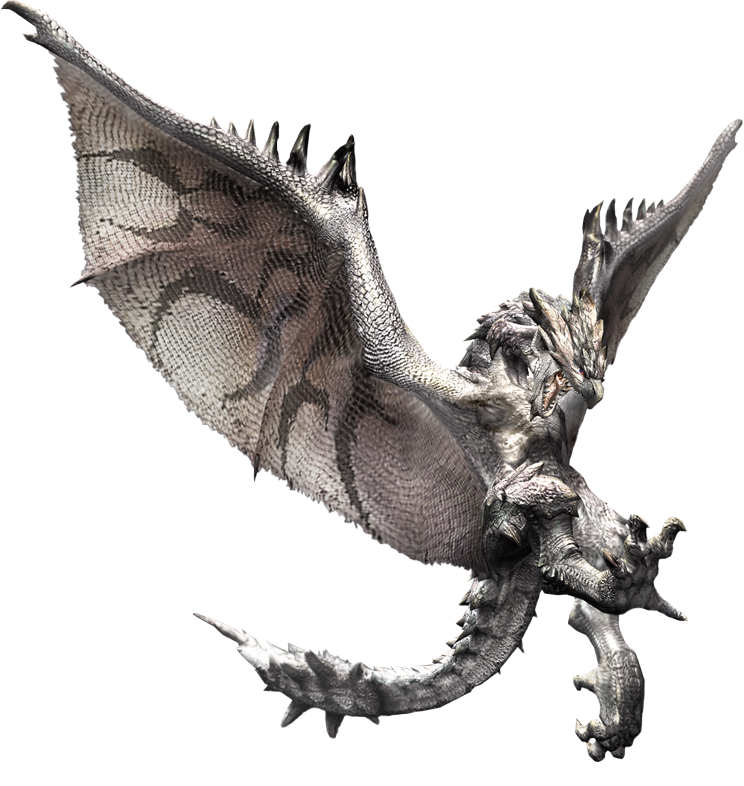 User blog:Lord Loss/Monster Appreciation Day: Silver ... Gold Rathian And Silver Rathalos