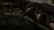 MHP3-Silver Rathalos Screenshot 006