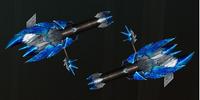 輝界白竜棍【煌翼】 (Frontier)