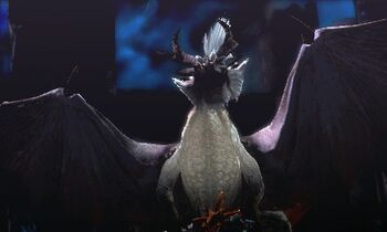 MH4U-White Fatalis Screenshot 001
