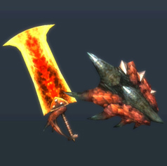 MH3U-Sword and Shield Render 024