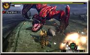 MH4U-Molten Tigrex Screenshot 001