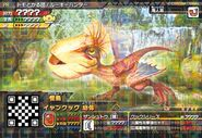 MHSP-Yian Kut-Ku Juvenile Monster Card 002
