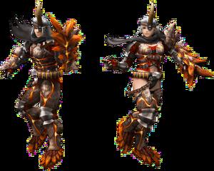 FrontierGen-Von Armor (Gunner) Render 2