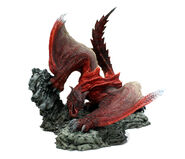 Capcom Figure Builder Creator's Model Tigrex Rare Species 001
