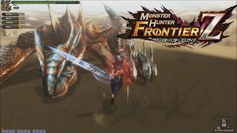 MHF-Z 辿異種★4ティガレックス Zenith★4 Tigrex