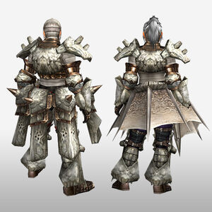 FrontierGen-Kokaro Armor (Both) (Back) Render
