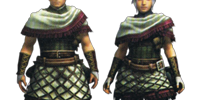 MH3U:Loc Lac Armor (Both)