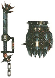 FrontierGen-Sword and Shield 026 Low Quality Render 001