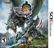 Box Art-MH3U N3DS NA