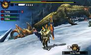 MH4U-Deviljho and Tigrex Screenshot 001