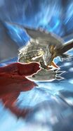 MHSP-Barioth and Red Khezu Screenshot 002