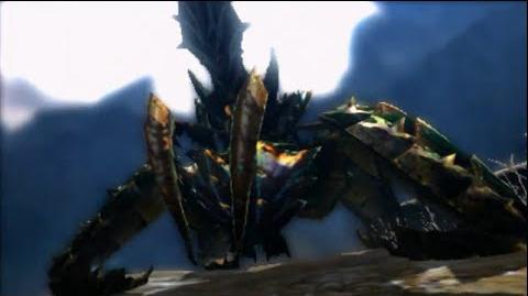 3DS Monster Hunter 4 Ultimate -Seltas Queen Intro-