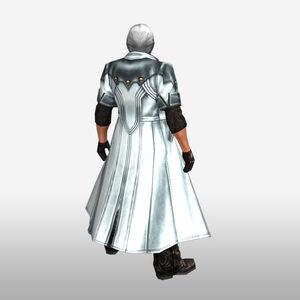 FrontierGen-Dante Armor 002 (Male) (Both) (Back) Render