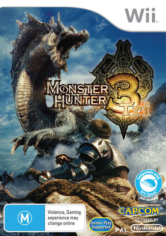 File:Game Cover-MH3 AU.jpg