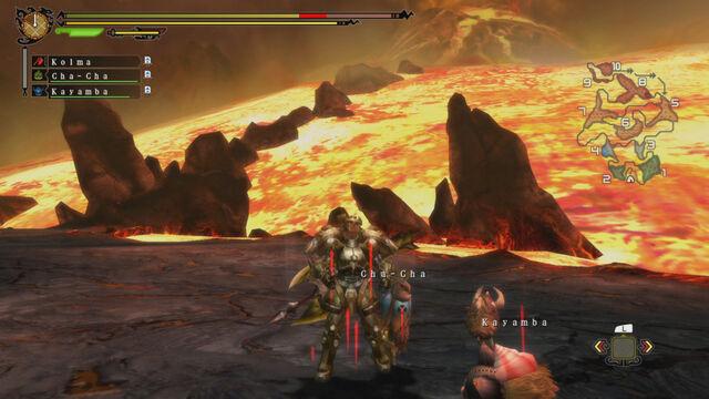 File:MH3U-Volcano (3rd) Screenshot 002.jpg