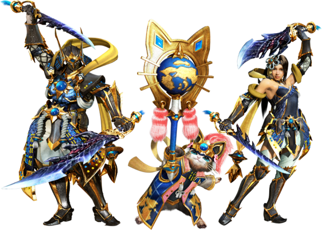 File:MHGen-Rising Star and Dreaming Armor Set Render 001.png