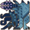 MH3U-Black Diablos Icon