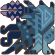 File:MH3U-Black Diablos Icon.png