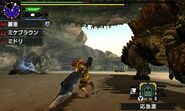 MHGen-Uragaan and Khezu Screenshot 001